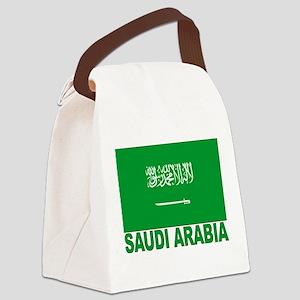 saudi-arabia_b Canvas Lunch Bag