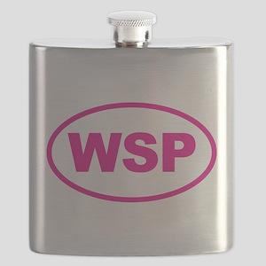 Weird Stinky People Flask