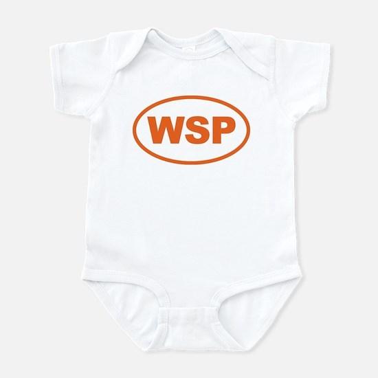 Weird Stinky People Infant Bodysuit