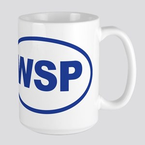 Weird Stinky People Large Mug