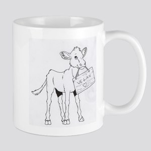 Cows Love Vegans Mug