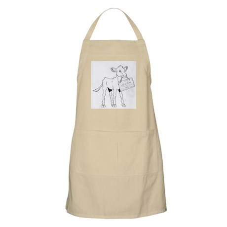 Cows Love Vegans Apron