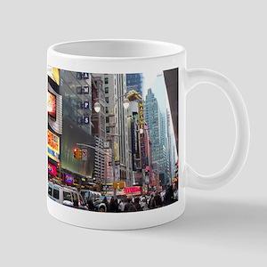 Busy New York Mug