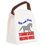 rwp-tennessee-walking-horse Canvas Lunch Bag