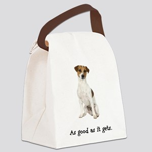 FIN-JRT-good Canvas Lunch Bag