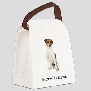 FIN-JRT-good Canvas Lunch Bag