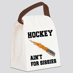 FIN-hockey-sissies Canvas Lunch Bag