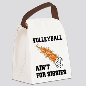 FIN-volleyball-sissies Canvas Lunch Bag