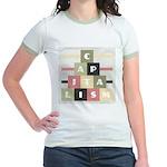 Capitalism Jr. Ringer T-Shirt