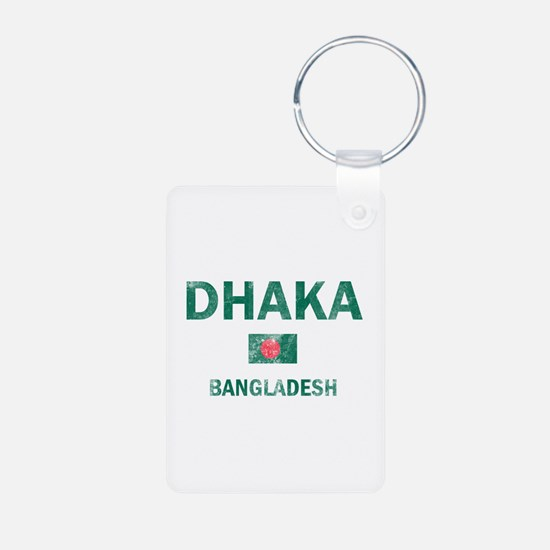 Dhaka Bangladesh Designs Keychains