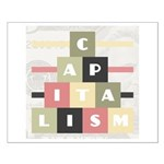 Capitalism Small Poster