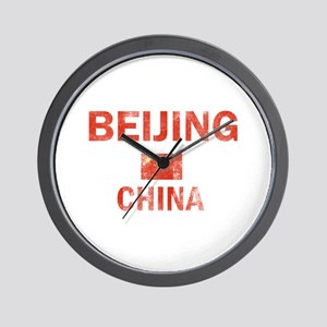 Beijing China Designs Wall Clock