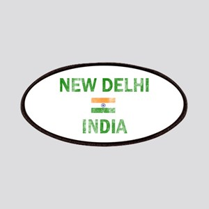 New Delhi India Designs Patches