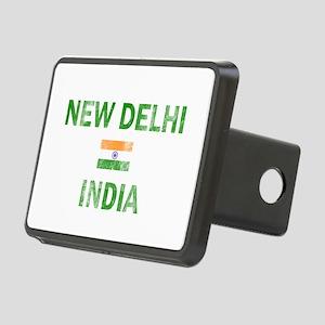 New Delhi India Designs Rectangular Hitch Cover