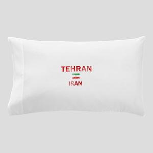 Tehran Iran Designs Pillow Case