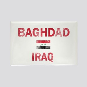 Baghdad Iraq Designs Rectangle Magnet