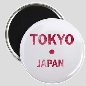 Tokyo Japan Designs Magnet