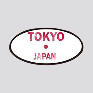 Tokyo Japan Designs Patches