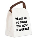 FIN-how it works.png Canvas Lunch Bag