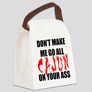 All Cajun Canvas Lunch Bag