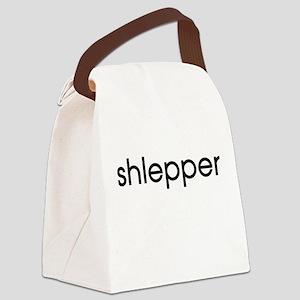 FIN-shlepper Canvas Lunch Bag