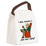 FIN-i drink therefore Canvas Lunch Bag