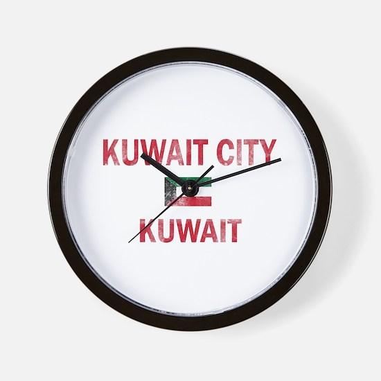 Kuwait city Kuwait Designs Wall Clock