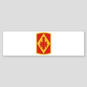 SSI - 75th Field Artillery Brigade Sticker (Bumper