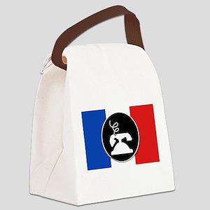 FIN-francophone Canvas Lunch Bag