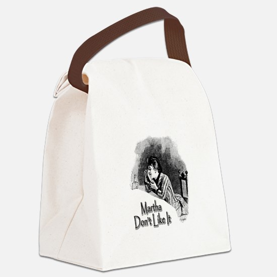 FIN-martha-dont-like-it.png Canvas Lunch Bag