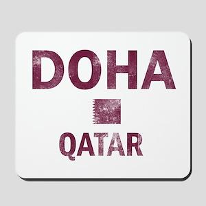 Doha Qatar Designs Mousepad
