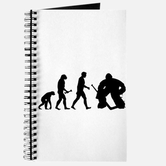 Hockey Goalie Evolution Journal