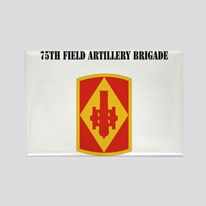 SSI - 75th Field Artillery Brigade with Text Recta