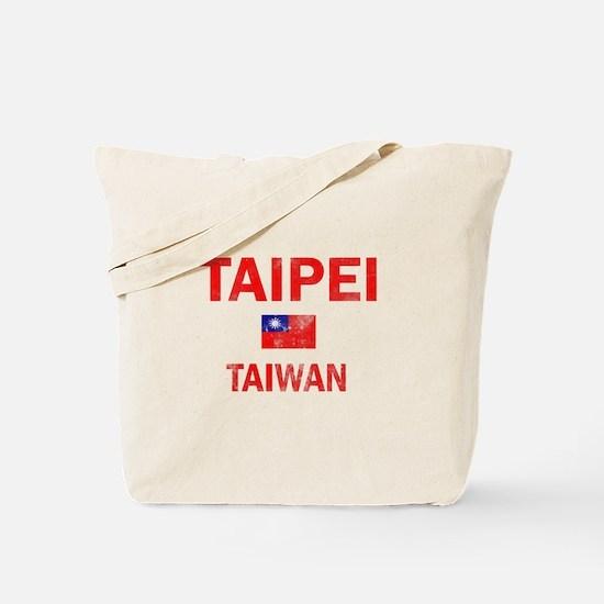 Taipei Taiwan Designs Tote Bag