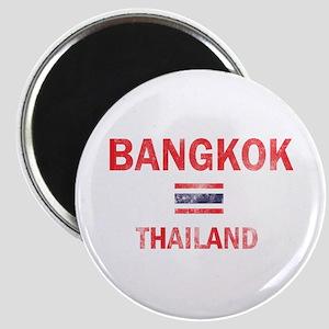 Bangkok Thailand Designs Magnet