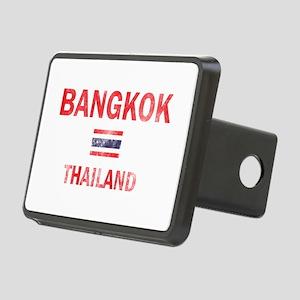 Bangkok Thailand Designs Rectangular Hitch Cover