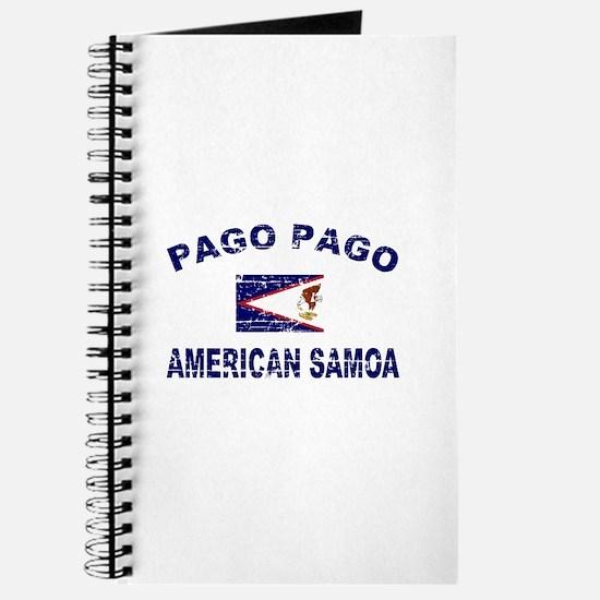 Pago pago American Samoa Designs Journal