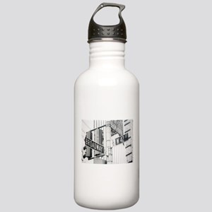 NY Broadway Times Square - Stainless Water Bottle