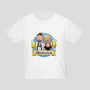 Oktoberfest Toddler T-Shirt
