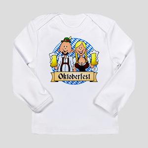 Oktoberfest Long Sleeve Infant T-Shirt