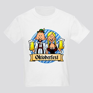 Oktoberfest Kids Light T-Shirt