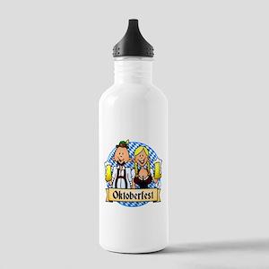 Oktoberfest Stainless Water Bottle 1.0L
