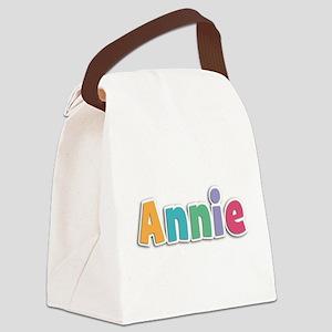Annie Canvas Lunch Bag