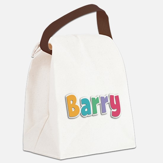 Barry Canvas Lunch Bag