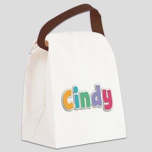 Cindy Canvas Lunch Bag