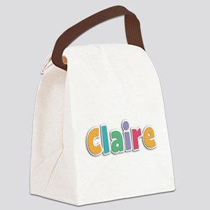 Claire Canvas Lunch Bag