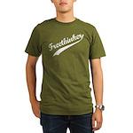 Freethinker Organic Men's T-Shirt (dark)