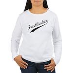 Freethinker Women's Long Sleeve T-Shirt