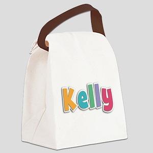 Kelly Canvas Lunch Bag
