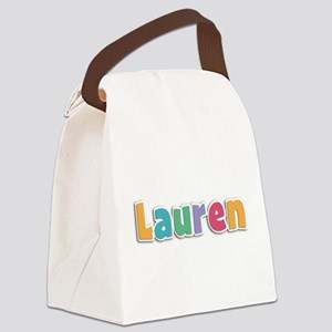 Lauren Canvas Lunch Bag